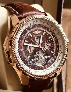BRAND NEW AUTOMATIC WATCH FOR MEN *BREITLING FOR BENTLEY MOTORS*