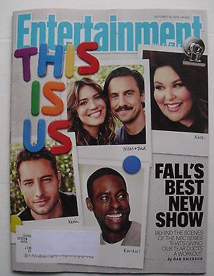 This Is Us October 14  2016 Entertainment Weekly Rachel Maddow  Rick Astley