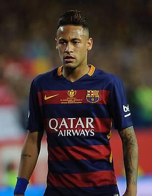 Neymar ist Teil des Traumsturms beim FC Barcelona. (Bild: imago)