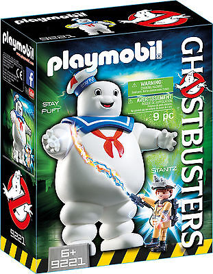Playmobil 9221 Ghostbusters™ Stay Puft Marshmallow Man NEU - Stay Puft Marshmallow Man Ghostbusters