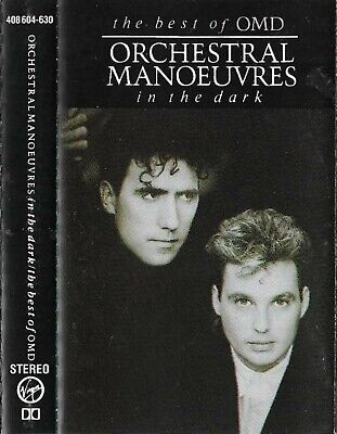Orchestral Manoeuvres In The Dark The Best Of OMD CASSETTE ALBUM (Best Dark Electronic Music)