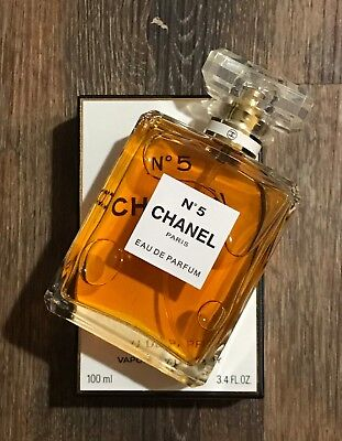 CHANEL Number 5 No. 5 No 5 Perfume! CYBER MONDAY DEAL! EDP 3.4 oz FREE SHIPPING!