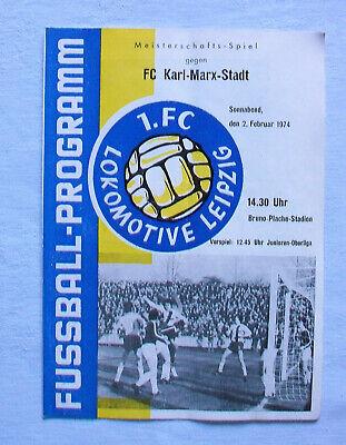 Stahl Riesa Programm 1985//86 Union Berlin