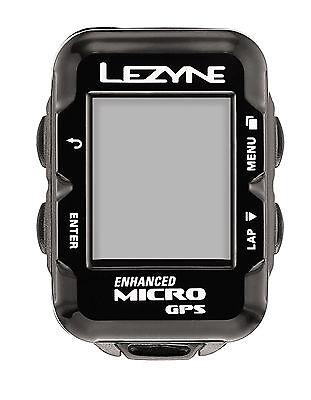 Lezyne radcomputer Micro GPS - con Bluetooth y hormiga + Navegación -nuevo