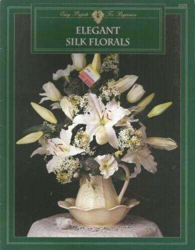 Elegant Silk Florals Kirsten Nelsen Paperback 1993