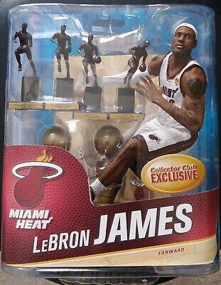 "LeBron James "" 4xMVP Trophy/2xChampionship Trophy "" Miami Heat  ** HOT **"