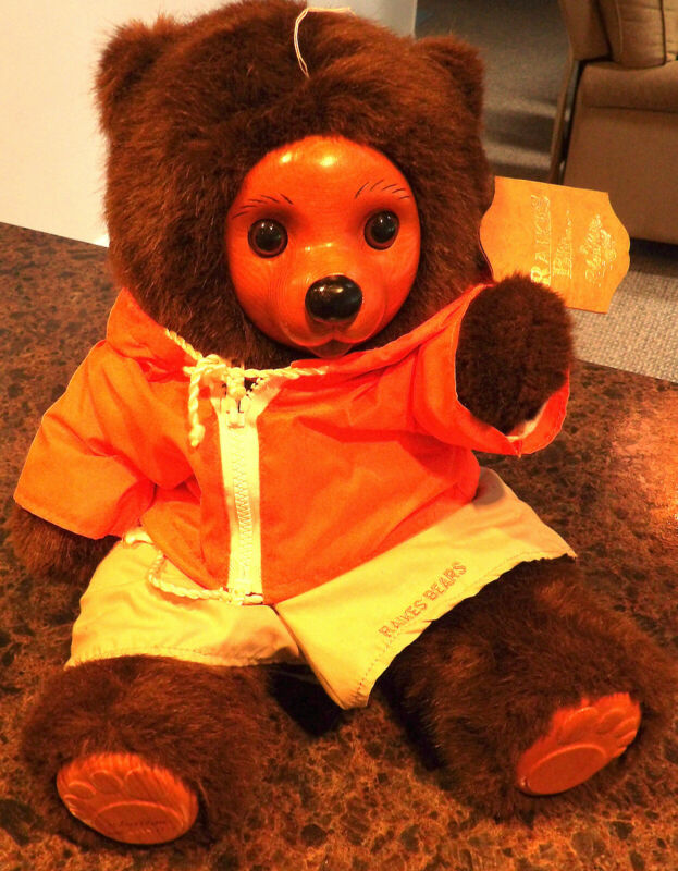 "Raikes 16""  Bear - HILLARY - 661431 - MWT - Sportswear Attire"