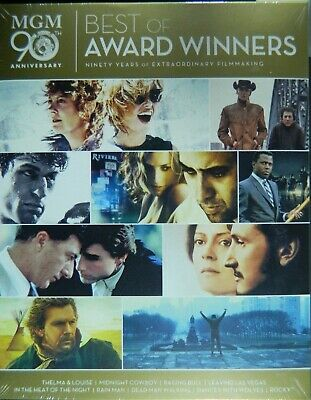 MGM 90th Anniversary Best of Award Winners 9 Blu-ray Films SEALED 9-Blu-ray