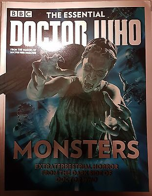 DOCTOR WHO MAGAZINE THE ESSENTIAL DOCTOR WHO MONSTERS BRAND NEW DWM 2014 ISSUE 5