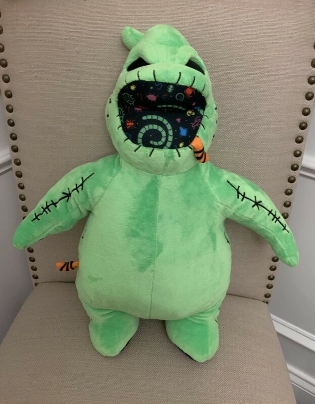 Build A Bear Disney nightmare before christmas oogie boogie with sound New