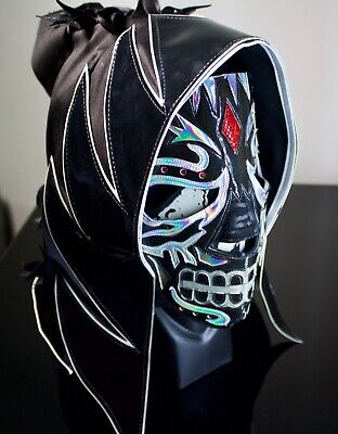 The Best Halloween Masks (Wrestling Mask Lycra LA Park AAA Halloween CMLL Costume the best gift semi)