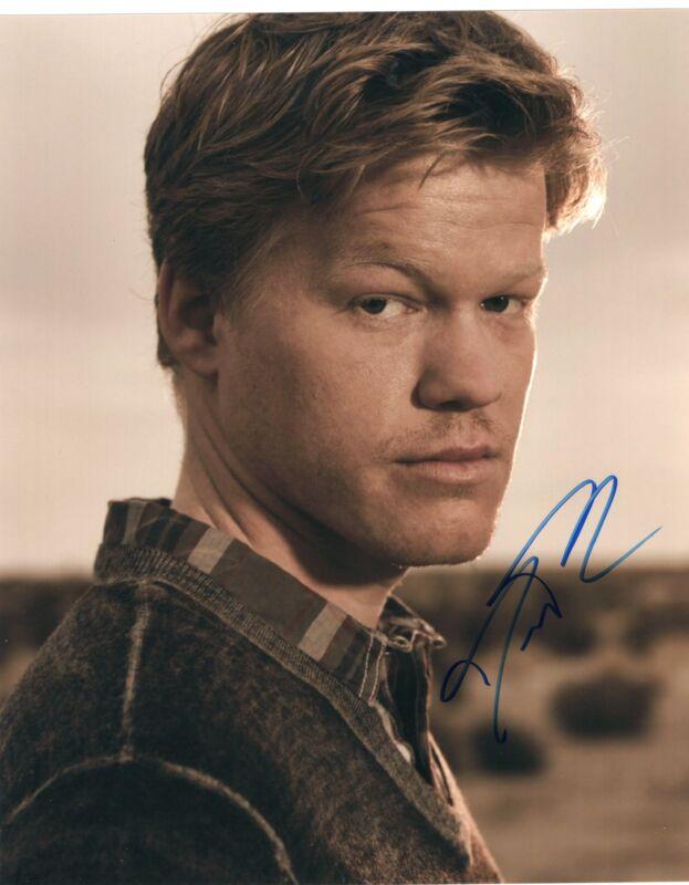 Jesse Plemons signed 8x10 Photo w/COA Fargo TV Show Ed Blumquist #2
