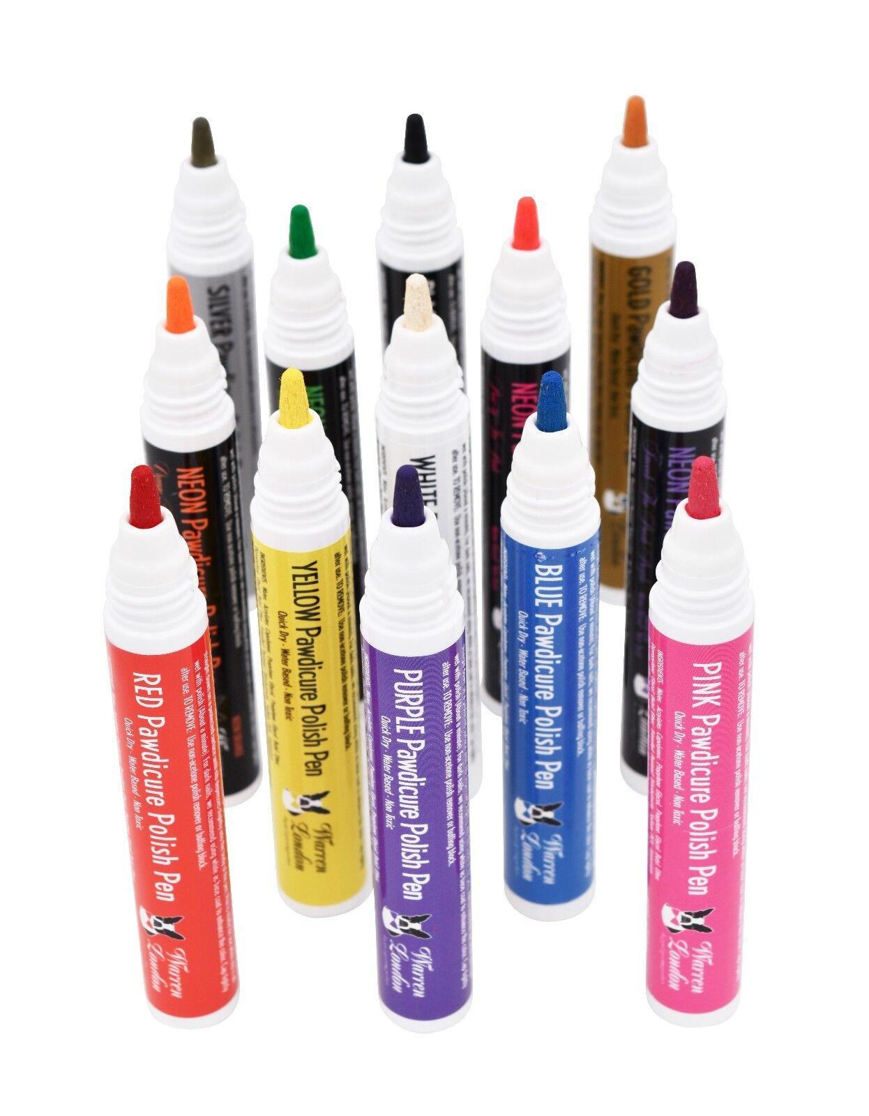 Warren London Pawdicure Polish Pens - Dog Nail Polish
