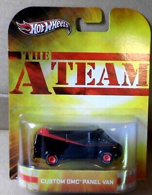 "2013 HWs ""Retro Entertainment"" The A Team - Custom GMC Panel Van"