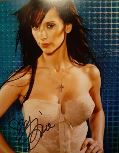 Jennifer Love Hewitt signed 8x10