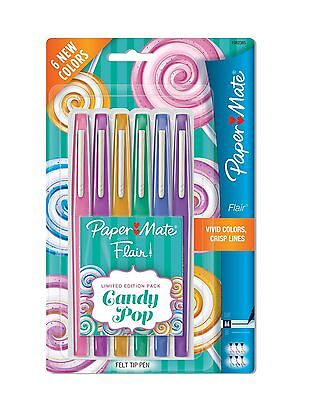 Paper Mate Flair Candy Pop Limited Ed Felt Tip Pen Pap-1982365 Pap1982365