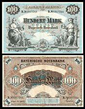 """Germany 50000 Mark 1923 Bavaria Munich /""""Bayerische Notenbank/"""" B330"""