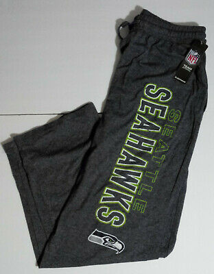 Seattle Seahawks Pajama Pants Sleepware NFL Football Apparel NEW & SEALED Large Football Nfl Apparel