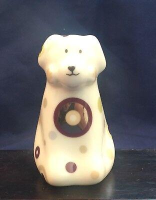 Bernardaud Porcelain 2005 Celeste Collection Miniature Figurine Dog
