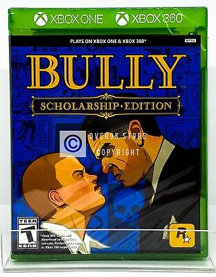Bully: Scholarship Edition - Xbox 360 / Xbox One - Brand New | Factory Sealed