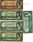 Devil's Head Note Bank of Canada Paper Money