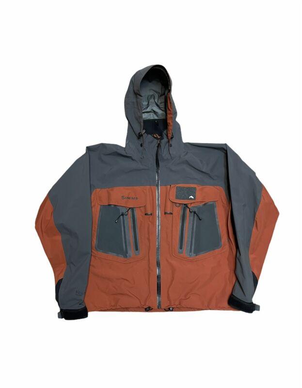 Simms G3 Tactical Guide Jacket Goretex Fishing