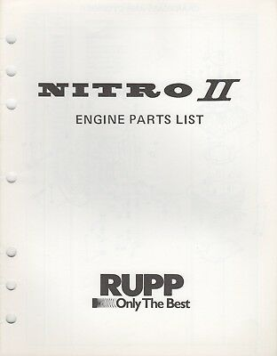 Manuals - Snowmobile Illustrated Parts Manual List Engines