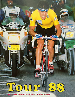 Tour 88 The 1988 Tour of Italy and Tour de France