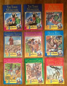 Pagemaster classic collection