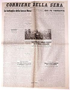 CORRIERE-DELLA-SERA-2-NOV-1944-QUI-FU-VARSAVIA-BATTAGLIA-DELLA-BASSA-MOSA