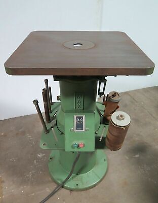 Max Vertical Oscillating Spindle Sander Woodworking Machinery