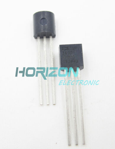 TMP36GT9 TO-92 ORIGINAL Low Voltage Temperature Sensors