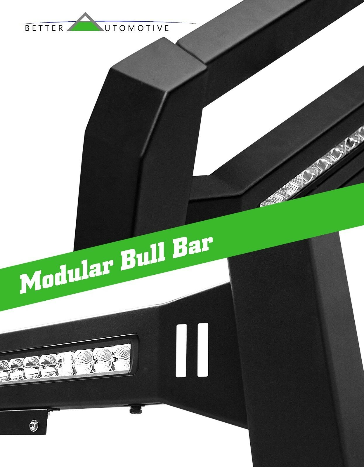 LED Light Modular Bull Bar for 2015-2020 Chevy Colorado ...