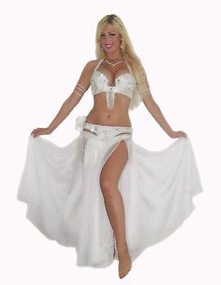professionell ägyptisch Bauchtanz-Kostüm, orientalisch Rock, maßgeschneidert  - Professionelle Ägyptische Bauchtanz Kostüm