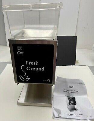 Wilbur Curtis Slg-10 Coffee Bean Ground Grinder Hopper Slg10 120v 960w