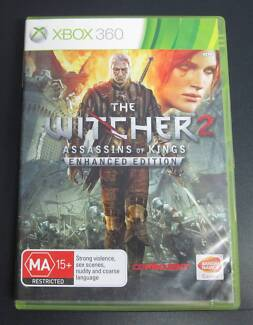 WITCHER 2 ASSASSINS OF KINGS - MICROSOFT XBOX 360