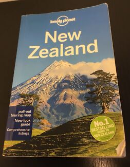 Lonely planet New Zealand travel book North Melbourne Melbourne City Preview
