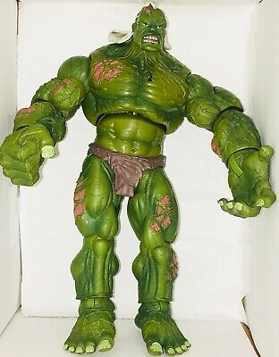 Marvel Legends Hasbro 2008 Fin Fang Foom BAF Series The End Hulk