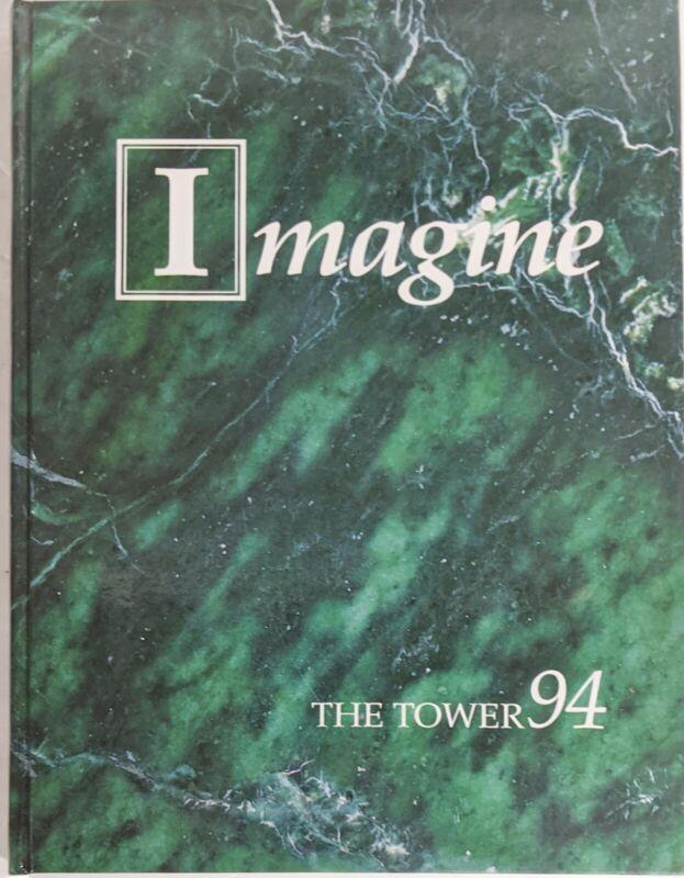 1994 Imagine Saint Vincent College Pennsylvania Yearbook Latrobe The Tower94
