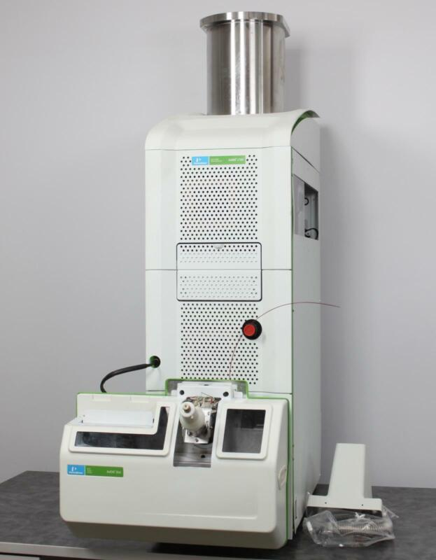 Perkin Elmer AxION 2 TOF Mass Spectrometer MZ320100 with DSA, PC, and Dongle
