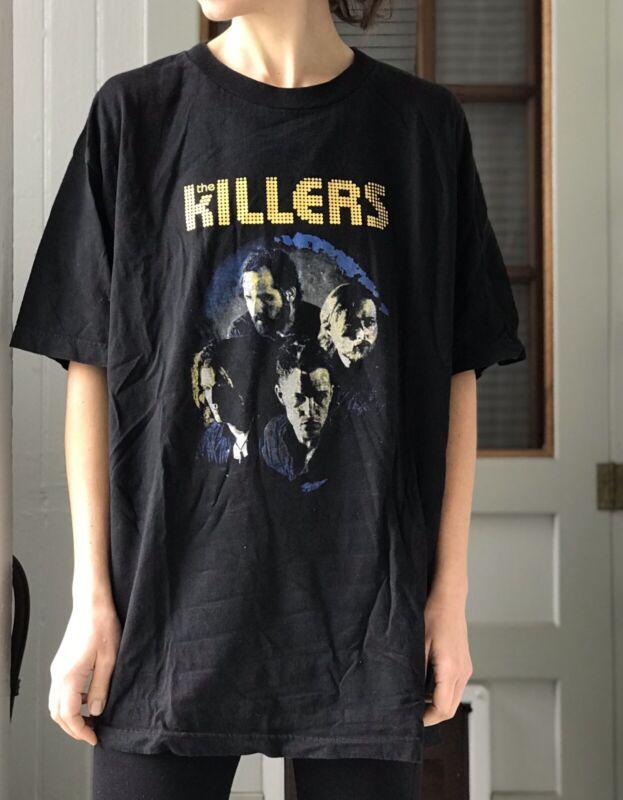 The Killers 2013 Battle Born Tour T Shirt Size XL Concert Tee
