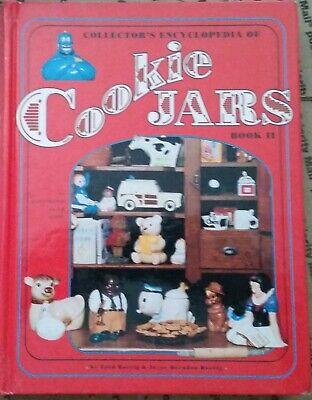 Cookie Jar Encyclopedia Value Guide Collector Book