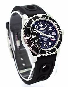 Breitling Superocean II 36 Watch with Box + Warranty For Sale! Perth Perth City Area Preview