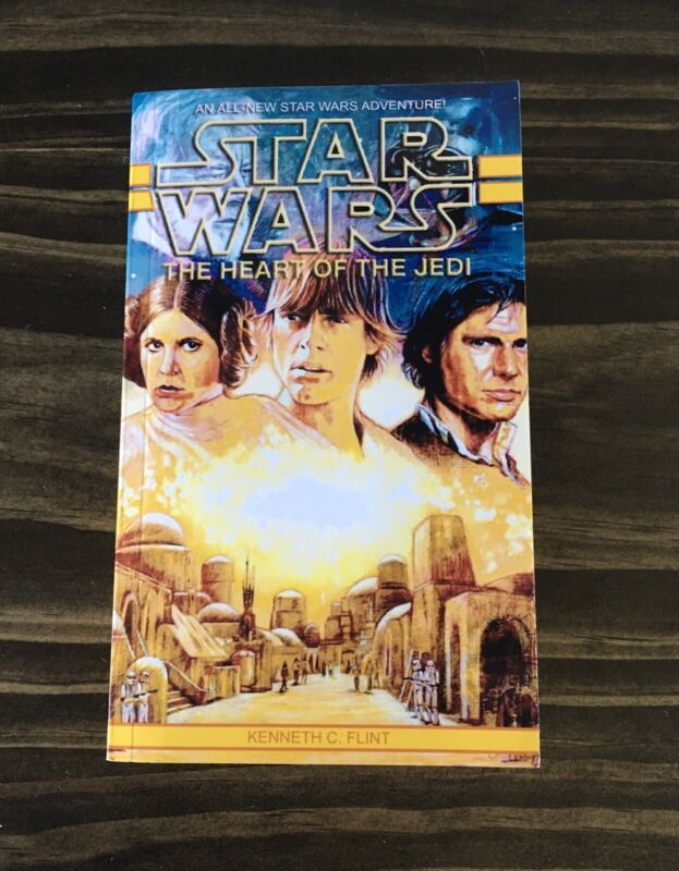 Star Wars The Heart of the Jedi NEW Out of Print