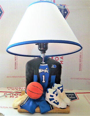 Orlando Magic NBA Basketball Jersey Sports Lamp