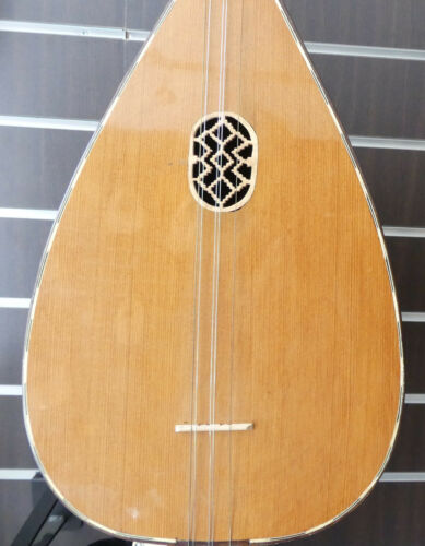 Professional Greek Tanbur Saz Long Custom Neck !OFFER!