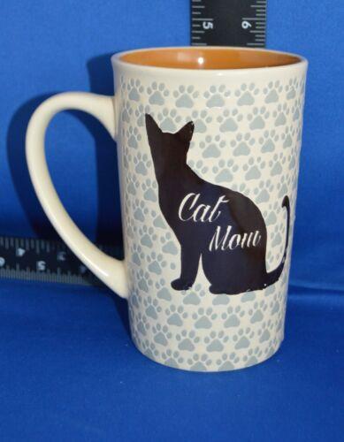 Cat Mom Mug Black Cat Spectrum Designs