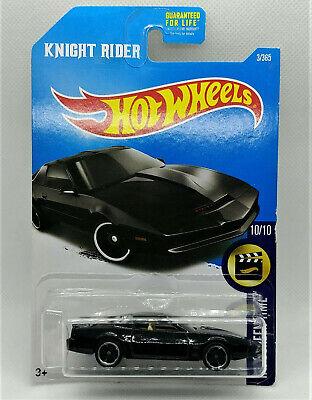 Hot Wheels HW Screen Time KITT Knight Rider 1982 Pontiac Firebird Trans Am BENT