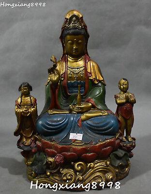 статуэтки и статуи 30CM Chinese Bronze