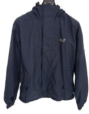 "JACK WOLFSKIN 'TEXAPORE' Waterproof Hooded Jacket Hiking (LARGE | 40""- 42"")"
